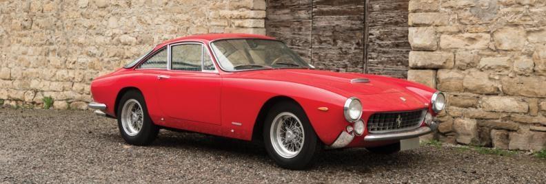 Ferrari_1964_250 GT Lusso Berlinetta